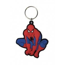 porte clé spiderman