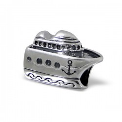 charms paquebot argent