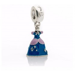 Charms robe bleue