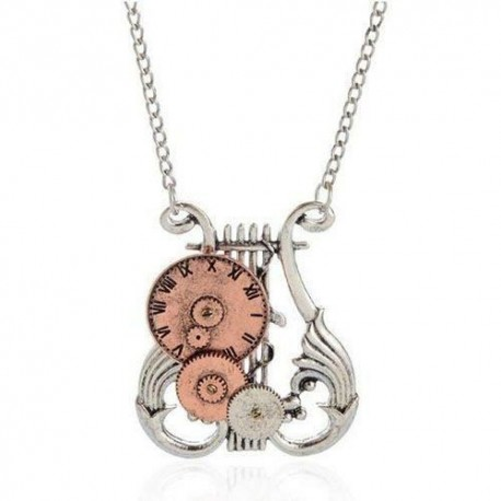 COLLIER STEAMPUNK VINTAGE