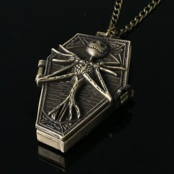 Montre collier hunger games modèle Alberica