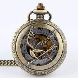 Montre collier hunger games modèle Albericy