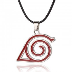 Collier cosplay style Naruto modèle Robilfe
