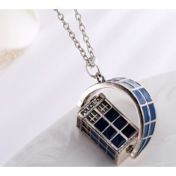 Collier cosplay style Doctor Who modèle Byruch