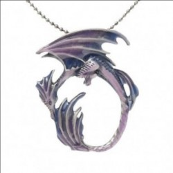 Collier Moondragon par Amy Brown