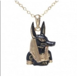 Mysticalls collier anubis