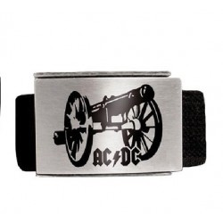ACDC the rock ceinture