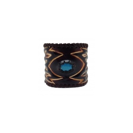Bracelet Brown Turquoise