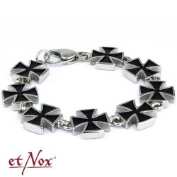 "bracelet ""Iron Cross"" stainless steel"