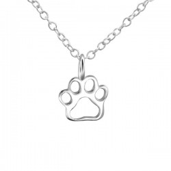 Collier patte de chat modèle Debihay
