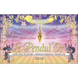 Coffret le pendule d'or