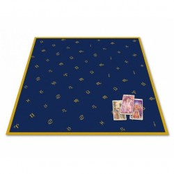 Tapis de tarot astrology