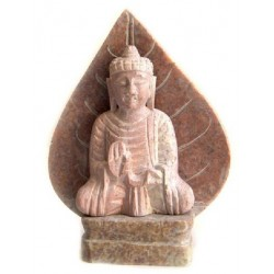 Figurine Bouddha assis