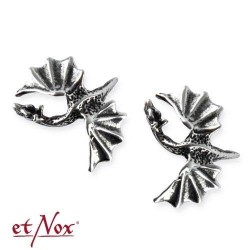 boucles d'oreille dragon Armande