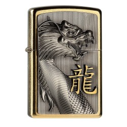 Zippo briquet g golden dragon Arnfried
