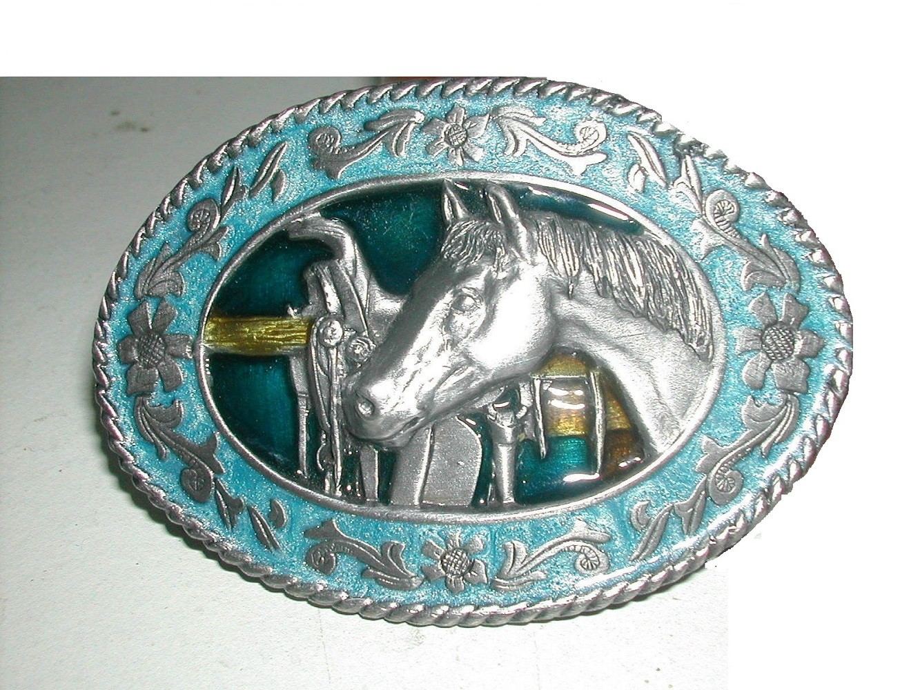 bd1ebafcfda1 Boucle de ceinture cheval