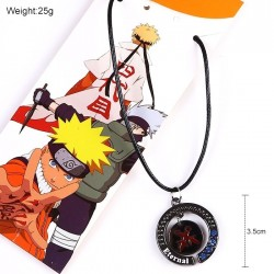 Collier Naruto modèle Aniolly